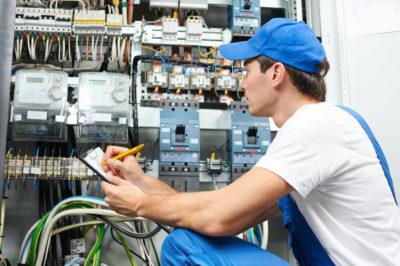 electricien maintenance