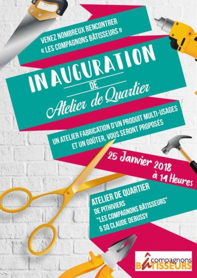 Inauguration Pithiviers